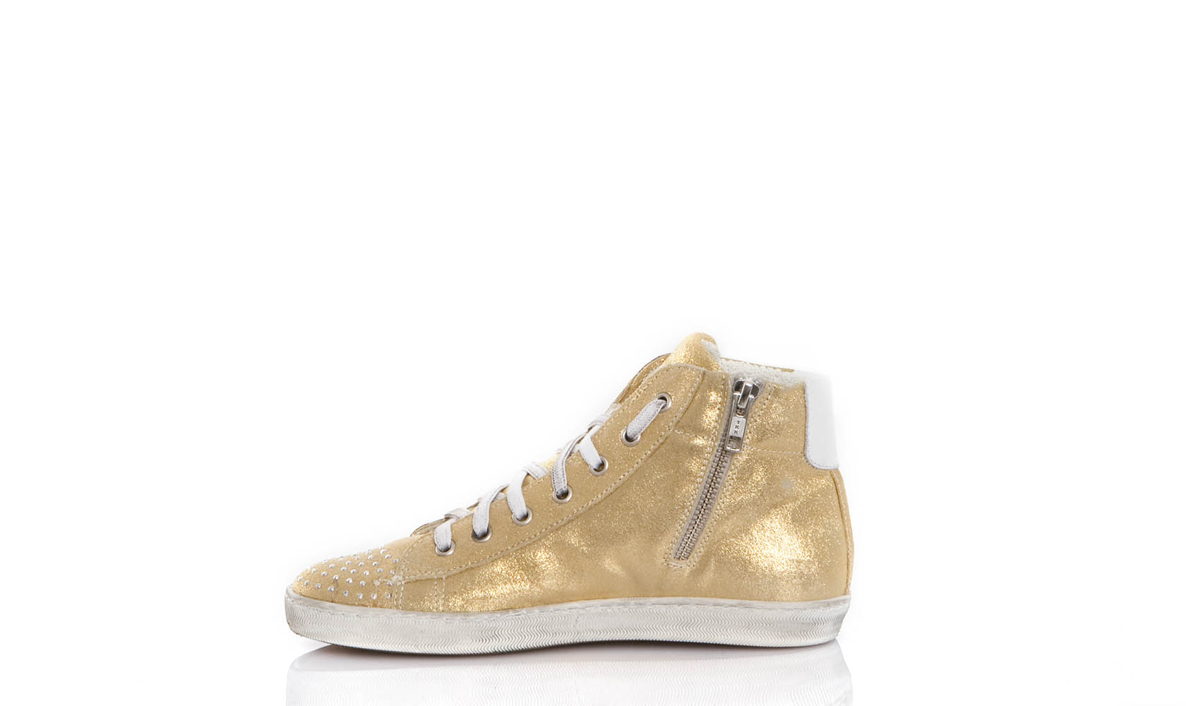 turnschuh_gold